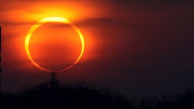 Rare 'Christmas eclipse' will illuminate sky with 'ring of fire'