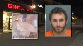Largo GNC employee accused of selling meth inside store