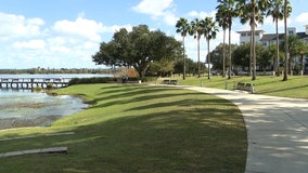 Orlando police looking for man accused of grabbing Baldwin Park runner