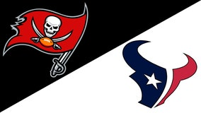 Texans aim for 4th AFC South title in 5 years against Bucs