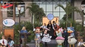 Disney holds grand opening ceremony of Riviera Resort