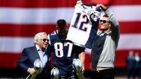 FOX Sports film 'The Great Brady Heist' to focus on disappearance of Tom Brady's jersey during Super Bowl LI