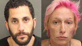 Police: Florida officer injured in stolen car pursuit, 2 arrested