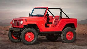 Baby Jeep in the works for 2022