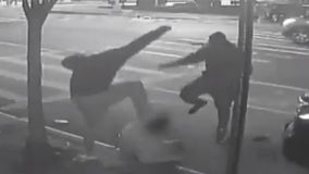 New York City man, 60, beaten by muggers over $1 in brutal attack caught on video