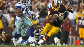 Clinton Portis self-surrenders in North Carolina in NFL health program fraud case, DOJ says