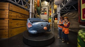 First Look: Ride vehicle of 'Remy's Ratatouilli Adventure' revealed at Epcot