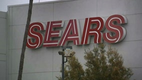 Season's greetings at Sears: Dingy shops and sparse shelves