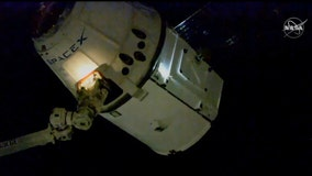 SpaceX docks at International Space Station with experiments on board