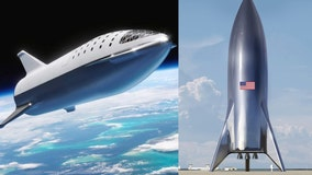 Getting to Mars: The latest on the production of SpaceX's 'Starship' rocket