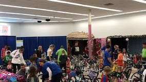 Local foundation sponsors holiday toy giveaway