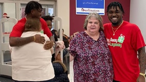 Rookie NFL player pays off layaway debts for 60 Central Florida families