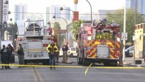 6 dead, 13 injured after fire breaks out in Las Vegas apartment building