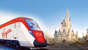 Virgin Trains in talks with Disney World to build station on property