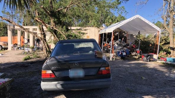 Flagler County residents clean up after EF-1 tornado