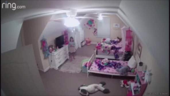 Hacker used security camera to talk to Mississippi girl, 8, in her bedroom, family warns