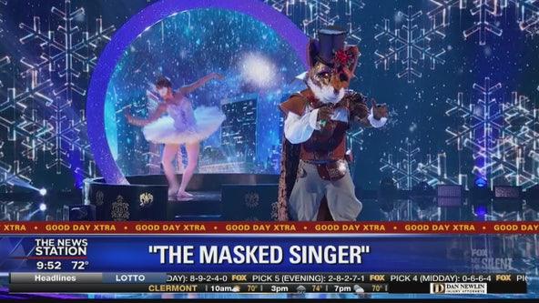 'The Masked Singer' reveal