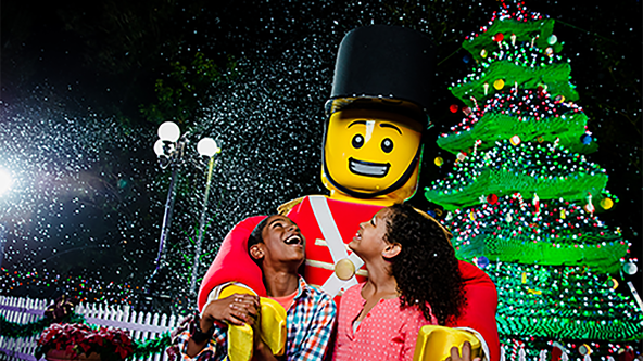 Visit LEGOLAND Florida before year's end, receive free ticket for return in January or February of 2020