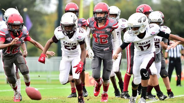 Lake Mary Pop Warner team wins national championship