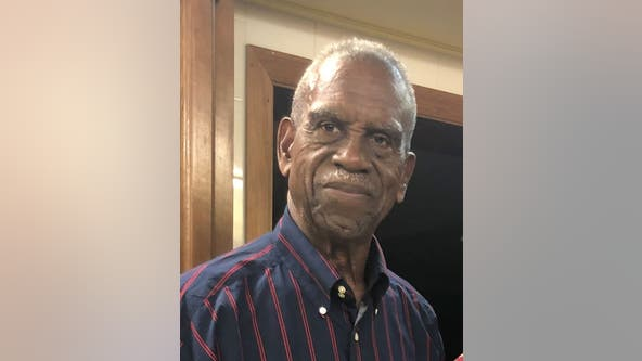 Silver Alert issued for elderly Lakeland man