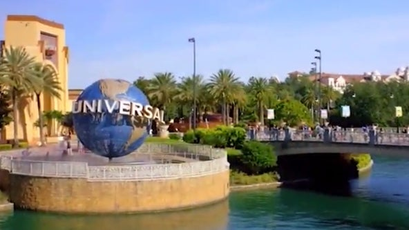Small fire breaks out on Universal property, fire officials report
