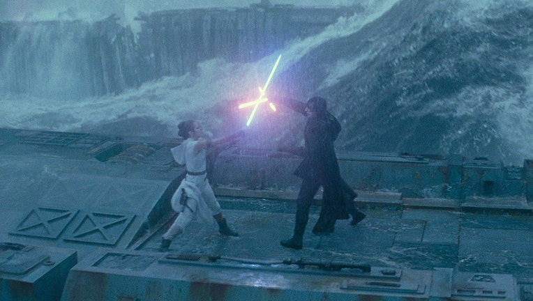 """7e60c3fc-""""Star Wars: The Rise of Skywalker"""" will hit theaters Dec. 20."""