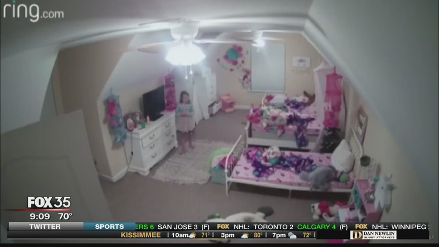 Hackers taking over Ring home cameras