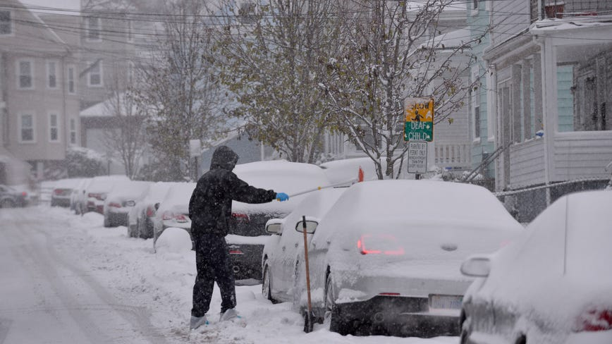 Winter weather alerts issued for millions as storm moves across parts of US