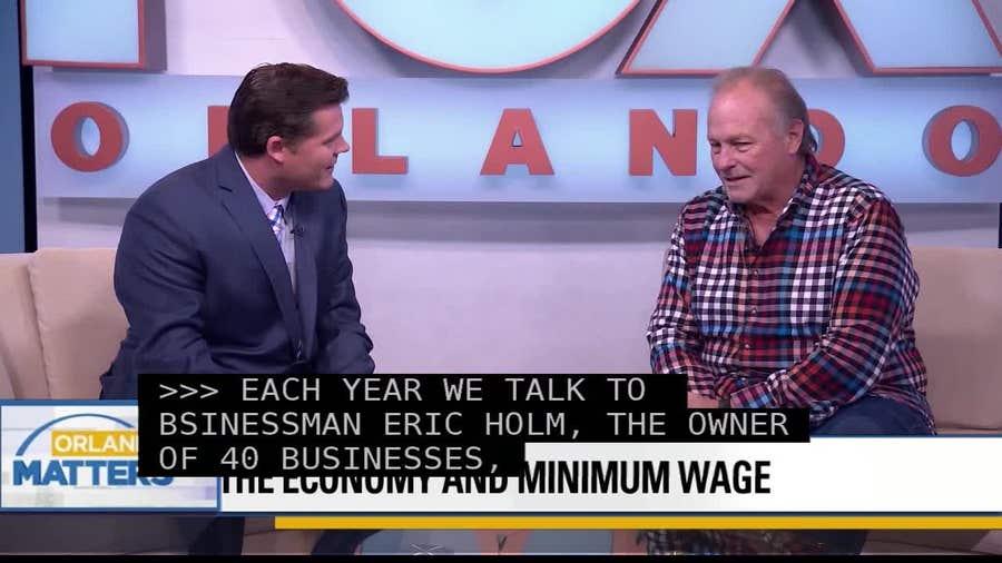 The economy and minimum wage
