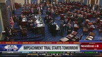 Trump impeachment trial to begin in Senate on Tuesday