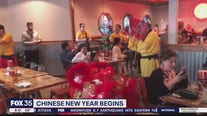 Chinese New Year begins