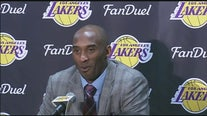 Dallas Mavericks will retire number 24 in honor of Kobe Bryant
