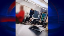 Flagler County middle school teacher charged with battery of student