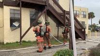 Daytona Beach assisted living facility evacuated due to fire