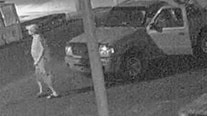 Police attempting to ID man in Daytona Beach that they believe stole scraps