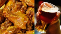 Florida chicken wing festival offers unlimited craft beer