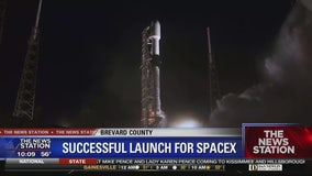 First successful launch for SpaceX in 2020