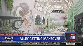 CityArts to turn Downtown Orlando alley into art space