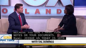 One-on-one with Val Demings