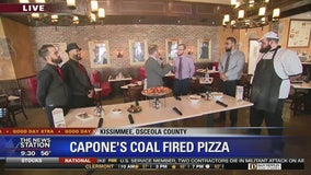 David Does It: Capone's Coal Fired Pizza