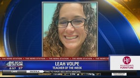 Teacher of the Week: Leah Volpe