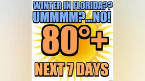 Winter Weather? Not in Florida!