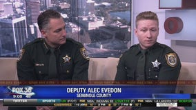 Seminole County deputy loses foot in motorcycle accident