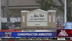 Chiropractor accused of sexual assault and battery