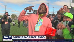 Griffin brothers in Orlando for 2020 Pro Bowl