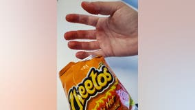 It's not called 'Cheeto Dust': Cheetos announces official name for cheesy residue that sticks to snackers' fingers