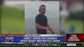 Family pushing for change after son killed in Port Orange crash