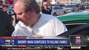 Sheriff says man confesses to killing family