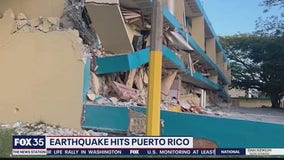 More families expected in Central Florida after earthquake rocks Puerto Rico