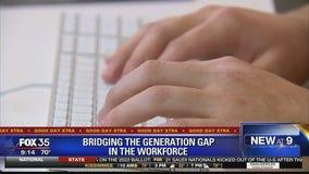 Bridging the generation gap in the workforce